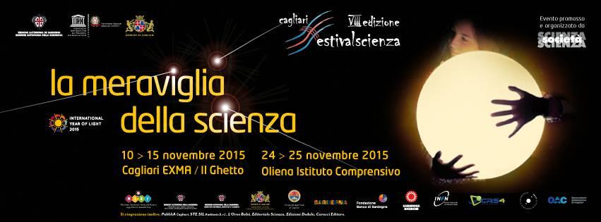 inaugurazione Cagliari Festival Scienza