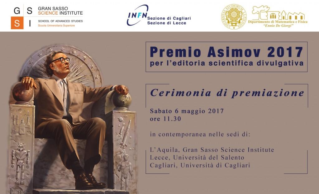 Premio Asimov per l'editoria scientifica