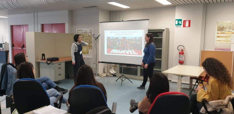 Presentazioni Fisica Women in Science 2019 - Divulgazione ...