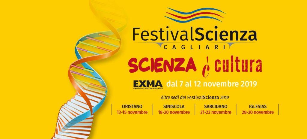 Cagliari Festival Scienza 2019