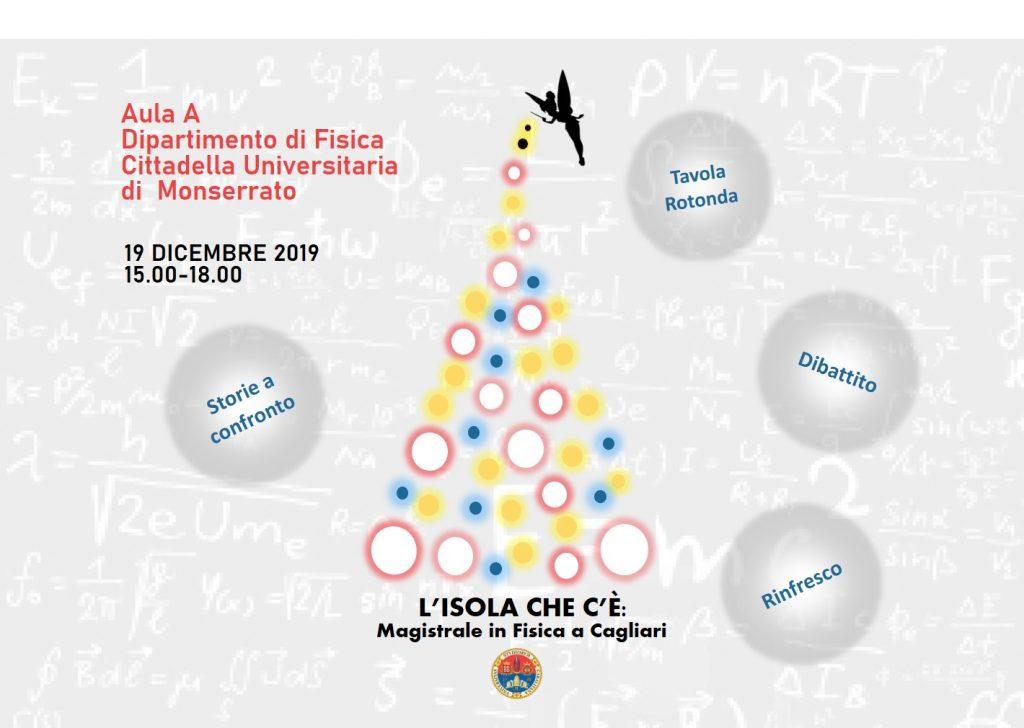 Evento Magistrale a Cagliari: L'Isola che c'è