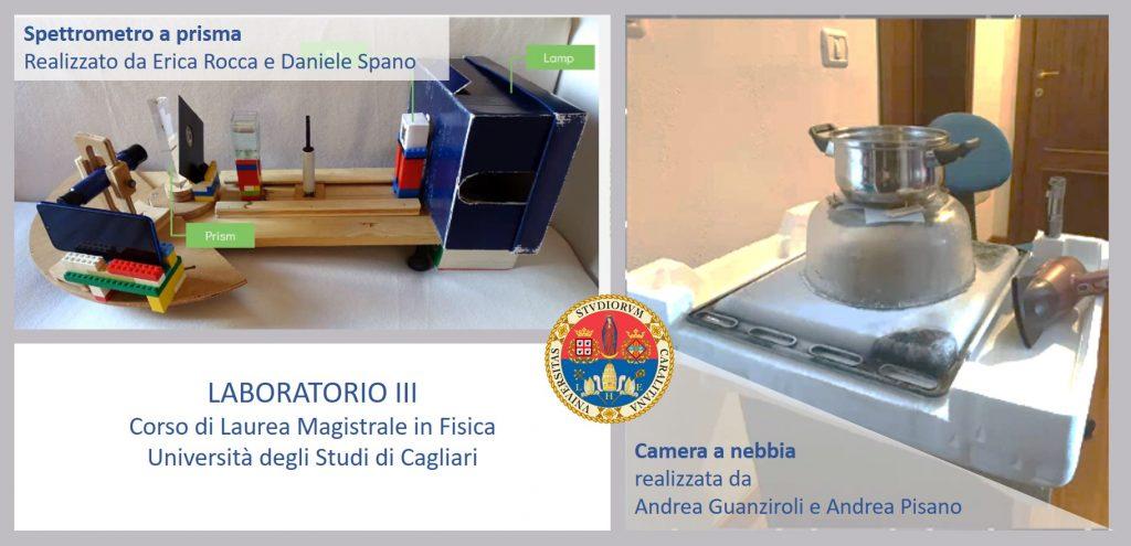 """Esami di Laboratorio """"home made"""""""